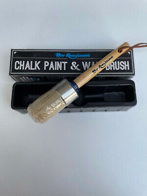 New Renaissance Chalk Paint & Wax Brush • 9.50£