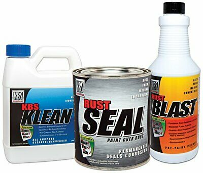 AU112.98 • Buy KBS Coatings 57008 Off-White Frame Coater Kit Preps And Coats An Entire Car O...