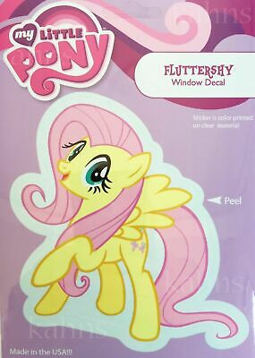 My Little Pony FLUTTERSHY Car Window Sticker Decal - 5  - Officially Licensed • 5.68£