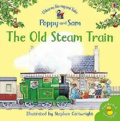 £3.26 • Buy The Old Steam Train  Usborne Farmyard Tales NEW Paperback Childrens Book