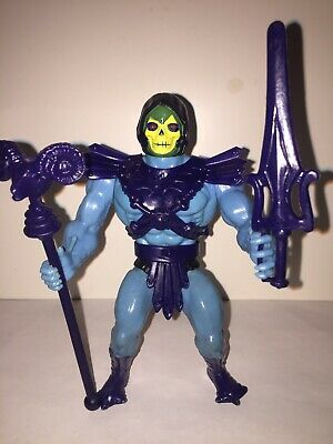 $170 • Buy Hong Kong Skeletor RARE (hard Head) 100% Complete Masters Of The Universe