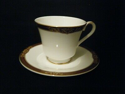 £6 • Buy  Royal Doulton Cup And Saucer In The Tennyson Pattern Unused