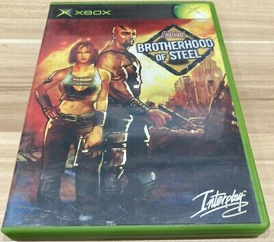 AU34.95 • Buy Xbox - Fallout Brotherhood Of Steel - NTSC-J