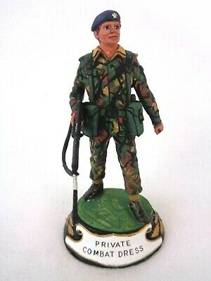 £99.99 • Buy Charles Stadden Pewter Figure Studio Painted Private Combat Dress Rare