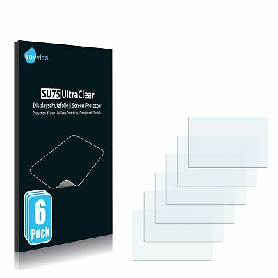 £3.19 • Buy Screen Protector For Casio Exilim EX-Z100 Protective Film Shield Ultra Clear