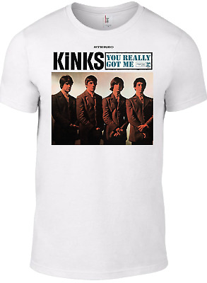 The KINKS Village Green T-shirt Ray Davies vinyl cd small faces who mod 1960s W