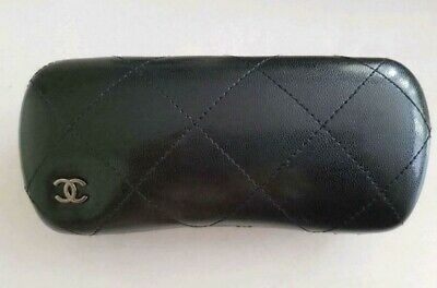 £60.01 • Buy Original Chanel Sunglasses Leather Case, With Chanel Lens Cloth