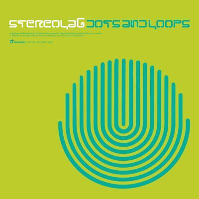 £26.95 • Buy Stereolab - Dots And Loops - Double Vinyl LP & Download Code [New & Sealed]
