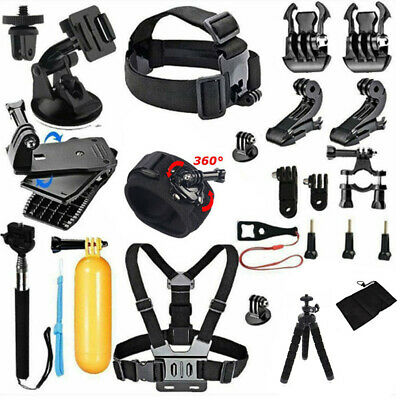 $ CDN36.40 • Buy Accessories Kit For Gopro Hero 8 7 6 5 Black Osmo Action 4 3 Session Set