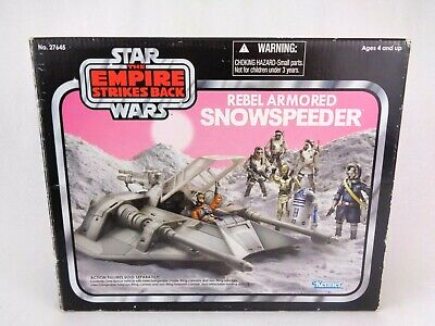 $ CDN272.72 • Buy Star Wars Action Figure Vehicle ESB Vintage Collection Rebel Snowspeeder Hasbro