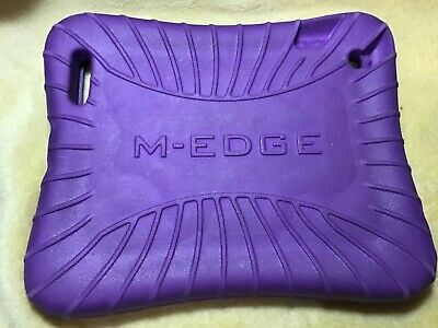 $12.99 • Buy M-Edge Super Shell Foam Case For Apple IPad 9.7 (4th 3rd And 2nd Gen) - Purple