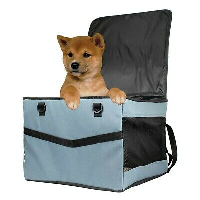 £14.97 • Buy Pet Car Carrier Folding Travel Carry Seat Small Dog Puppy Bag Portable Foldable
