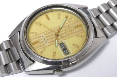 $ CDN46.91 • Buy Seiko 7009-3040 Automatic Watch Runs/stops, For Repairs Or Parts/restore  12152