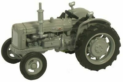 £10.95 • Buy Fordson Grey Tractor Diecast Model 1:76 Scale OO Gauge - Oxford Agriculture NEW