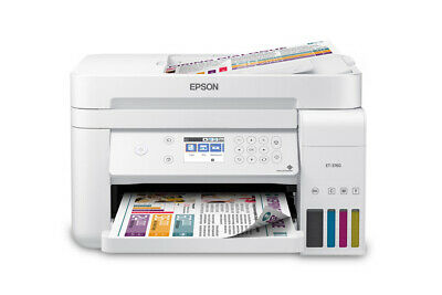 View Details Epson EcoTank ET-3760 Wireless Color All-in-One Supertank Printer - Refurbished • 289.99$