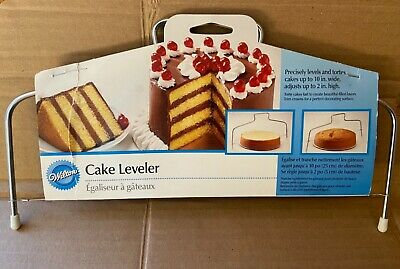 Wilton Cake Leveler For Cakes Up 10  Used In Great Condition  • 2.15£