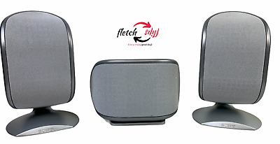 £23.83 • Buy Sony Speaker System 1 SS-CT5 2 SS-TS5 Tested Sound Great! Magnetically Shielded