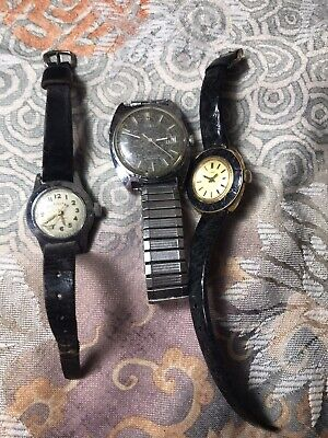 $ CDN18.15 • Buy Vintage Timex Watch Lot