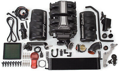 $7296.58 • Buy Edelbrock 1580 E-Force Stage-1 Street Systems Supercharger Fits 05-09 Mustang