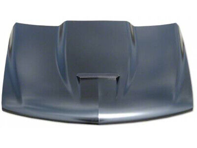 $619.50 • Buy New Ram Air Style Steel Cowl Hood For 1999-2002 Chevrolet Silverado 1500 Pick Up