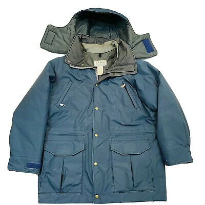 $115.49 • Buy Vintage LL BEAN Maine Wardens Parka Large Gore Tex Thinsulate Jacket Large RARE