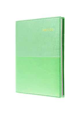 AU29.95 • Buy 2021-2022 Financial Year Diary Collins Vanessa A5 Day To A Page Mint FY185