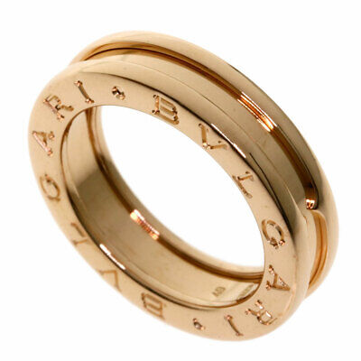AU827.25 • Buy BVLGARI   Ring B-zero1 XS #49 K18 Pink Gold
