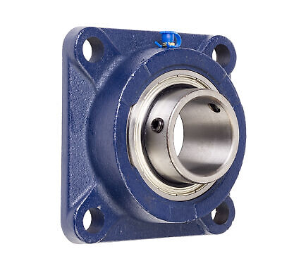 £18.47 • Buy SKF FY 508 M Square Cast Iron Flanged Bearing Housing 80mm Bore