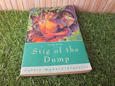 £2.99 • Buy Stig Of The Dump (Puffin Modern Classics) By Clive King 1st Edition Reprint