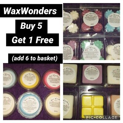 £1.89 • Buy Handmade, Highly Scented Wax Melts (H)