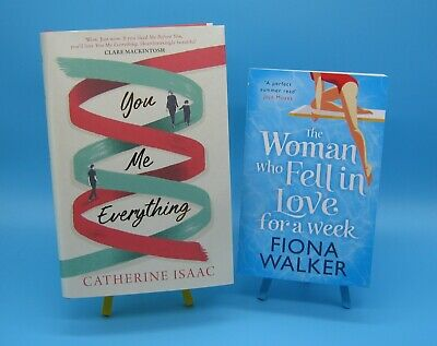 £8.50 • Buy Fiona Walker/Catherine Isaac - 2 Book Collection