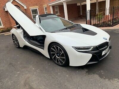 BMW I8 Coupe May Swap Px Hpi Clear Immaculate  • 39,995£