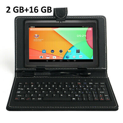 £43.99 • Buy Xgody Android 9.0 Tablet 7 Inch Bundle Case Quad-core 2+16gb Wifi Bluetooth Ips