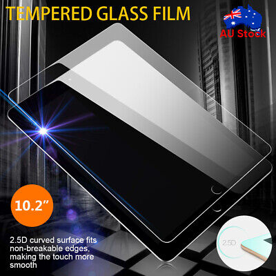 AU8.99 • Buy For IPad 7 7th Generation 8 8th Gen 10.2 Inch Tempered Glass Screen Protector