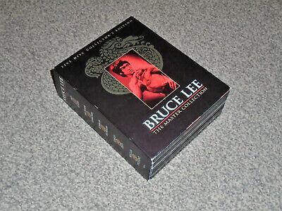 £28.95 • Buy Bruce Lee - Master Collection : Region 1 Collector's 5 Dvd Boxset (free Uk P&p)