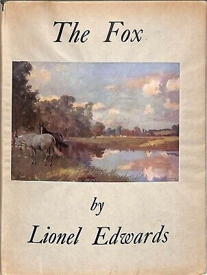 £177 • Buy  The Fox  EDWARDS, Lionel