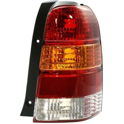 $48.39 • Buy New Right Tail Light Lens And Housing Fits Ford Escape 2001-2007 Fo2819102