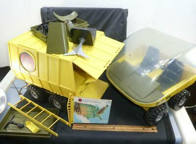 $ CDN251.01 • Buy 1970s Hasbro Adventure Team GI Joe Mobile Support Vehicle Playset !