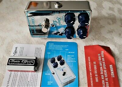 Xotic Soul Driven Overdrive-Boost OVP • 108.24£