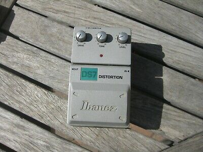 $ CDN42.34 • Buy Ibanez DS7 Distortion Guitar Effect Pedal