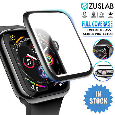 AU6.99 • Buy For Apple Watch IWatch Series SE 6 5 4 3 2 Glass Screen Protector 38 40 42 44mm