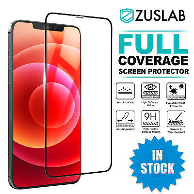 AU7.95 • Buy For Apple IPhone 12 11 Pro XS Max XR X 7 8 Plus Tempered Glass Screen Protector
