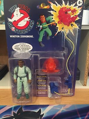 AU38 • Buy The Real Ghostbusters - Winston Zeedemore