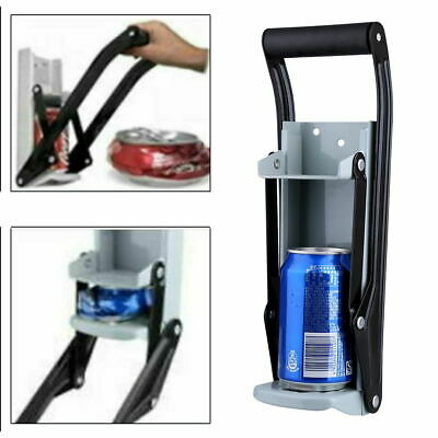 £8.03 • Buy Heavy Duty Can Crusher Wall Mount Beer Tin Can Recycling Tool Bottle Hand Opener