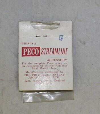 Peco Rail Track Fixing Pins Sl-14 New In Packet • 3.75£