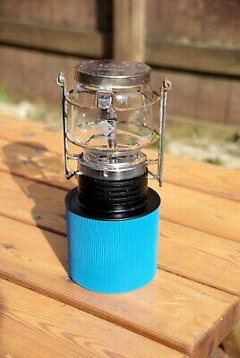 Camping Gaz Lumogaz C200 Gas Lamp With Spare Mantle • 20£
