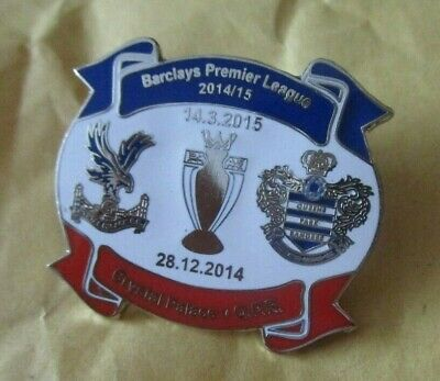 £6.25 • Buy   Crystal Palace Queens Park  Rangers Limited Edition 2014/15 Coloured  Badge