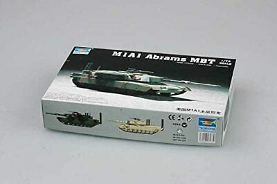 $21.99 • Buy Trumpeter 7276 US M1A1 Abrams MBT 1:72 New  Free Shipping