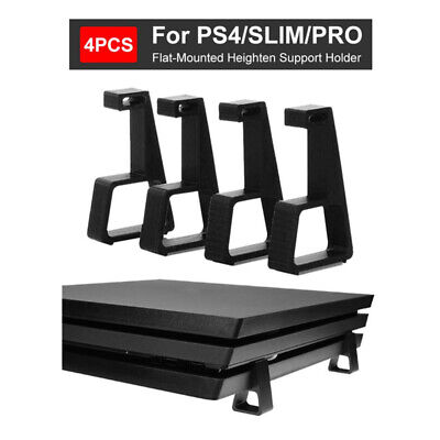 AU6.38 • Buy For PS4 Accessories Bracket For Playstation 4 Slim Pro Feet Console Horizontal