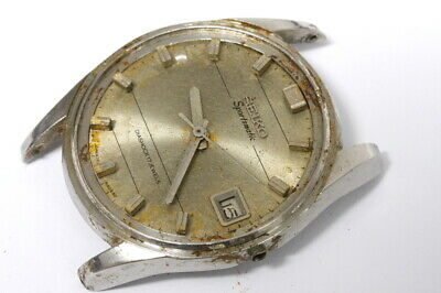 $ CDN47.71 • Buy Seiko Sportsmatic 7625D Japan Automatic Watch For Repairs Or For Parts   -11904